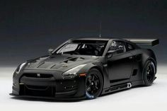 I need it. Murdered out 2013 Nissan GT-R. (drooling)