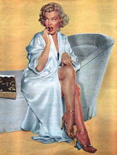 Marilyn Monroe night…