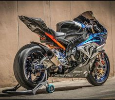 Exotic BMW S1000rr 2018