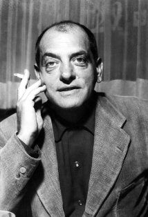 Luis Buñuel - surrealist director. need to watch more of his work.