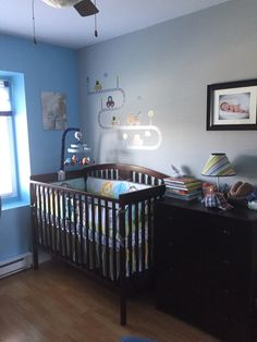 Jacob's room in sister shawna's house