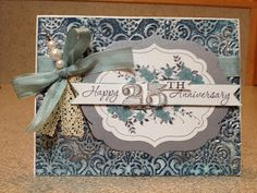 SU Apothecary Art, Memorable Moments, Faux patina technique, Labels Framelits, Lacy Brocade E F, silver embossed
