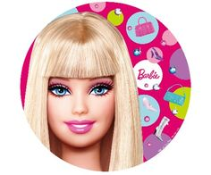 Barbie Edible Image Cupcake Toppers by DecoPac - 12 Toppers | SweetnTreats - Edibles on ArtFire