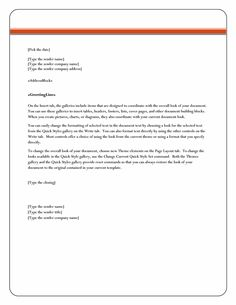 Business proposal letter templates dabul pinterest proposal formal business letter template word car pictures free pdf documents best free home design idea inspiration flashek Choice Image