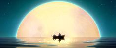 moon#luna | La Luna combines the personal with the fantastic.