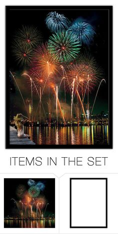 """""""Best Seat for Fireworks!"""" by cindy-for-fashion ❤ liked on Polyvore featuring art"""