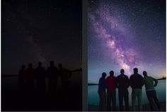 How to make your night sky photos pop with #Lightroom. This short Light room tutorial will show you how to turn a simple RAW photo of the #MilkyWay into the kind of bright, vibrant Milky Way..https://youtu.be/TESO5JIomWA