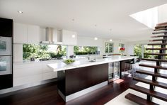 The 7 Latest Trends in Kitchens