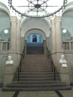 Eingangsbereich der FH Köln