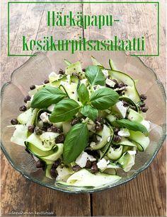 Hiidenuhman keittiössä I Foods, Celery, Cabbage, Salad, Vegetables, Kitchen, Blog, Cooking, Kitchens