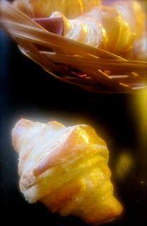 Domácí křupavý voňavý croissant | Home-Made.Cz