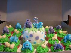 Decoración de Fiestas Infantiles de Dinosaurios : Fiestas Infantiles Decoracion