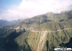 Weird & Dangerous Looking Roads