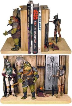 Star Wars: Bookends