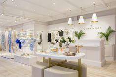 Project: Heidi Klein - Retail Focus - Retail Blog For Interior Design and Visual Merchandising