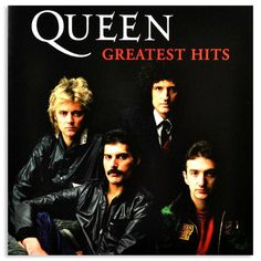 Queen's Greatest Hits - the soundtrack to any party! | 8 Reasons To Celebrate With Freddie Mercury On His Birthday....
