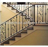Ornamental spiral design - www.irondoor.cn