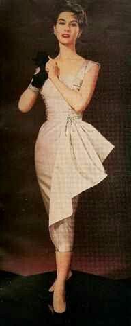 Alta Costura. Vintage.