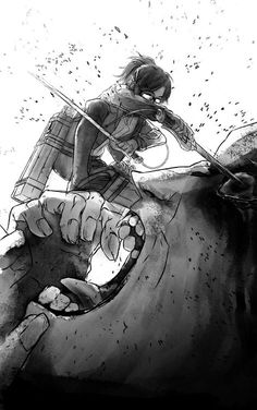 I'm not afraid as I near my death. My one hope is for you to be happy. I never meant to be a burden or annoy you. Looking back I wish that I had told you how I feel. I love you but I'm afraid that this is goodbye. I'm sorry but I know you're life will be better without me. Goodbye, Levi. *looks at levi as tears stream down my face with a small smile as death nears*