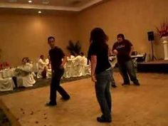 Who choreographed this dance!!!! Funny Asian Wedding Dance. This is what I'm talking about. --B