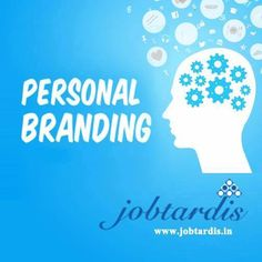 Personal Branding services are excellent solution to get good job with personal statement marketing & high salary. Brand personal career with #jobtardis www.jobtardis.in/personnel_branding.php
