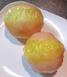 八朔と生ハムの手まり寿司 レシピ