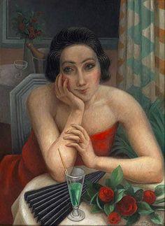 Jean Metzinger,- 1923