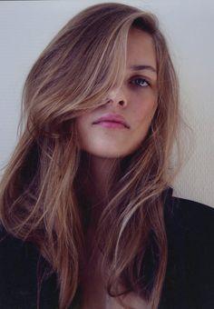 dark blond - love the highlights