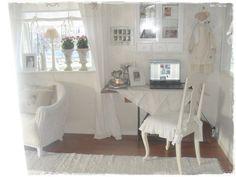 Интерьер в стиле шебби шик в отдельно взятой квартире.Гостиная 6