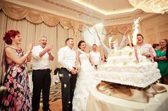 Kristina + Adrian {Wedding}