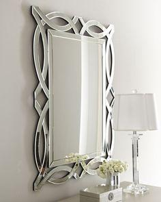 Купить красивое венецианское зеркало Джошуа в ванную комнату - Тамано.ру