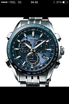 Seiko Astron from #watchtime  Nice looking watch  I'd love to have it..
