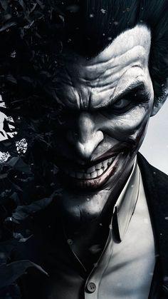 Batman Joker game wallpaper #Iphone #android #batman #joker #wallpaper more on wallzapp.com