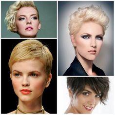 2016/ 2017 Trendy Pixie Haircuts