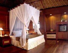Romantic bedroom curtains – Romantic touch