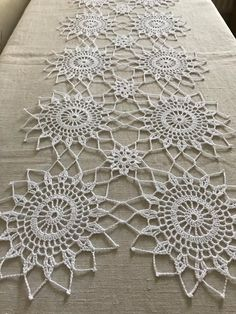 Please find it from my Etsy store. Excited to share the latest addition to my shop: Table Runner, Crochet Table Runner, White Tablecloth, Handmade Lace Lace Table Runners, Crochet Table Runner, Crochet Tablecloth, Crochet Doilies, Crochet Flowers, Crochet Lace, White Tablecloth, Lace Runner, Doily Patterns