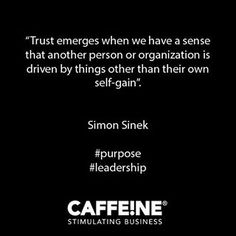 Hootsuite Simon Sinek, Leadership Quotes, When Us, Trust, Self, Cards Against Humanity, Organization, Business, Getting Organized