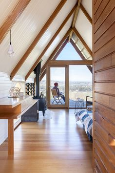 Kimo Hut is an A-Frame-Tent Shape with Two Open Ends and a Corrugated Metal Roof 3 A Frame Tent, A Frame Cabin, A Frame House, Genius Ideas, Agricultural Buildings, Boho Home, Décor Boho, The Design Files, Cabins In The Woods