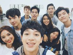 2 Moons the series What The Duck, 2moons The Series, 2 Moons, Bad Romance, Study Hard, Thai Drama, Make New Friends, Falling In Love, Actresses