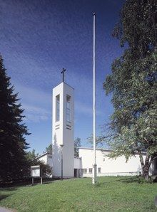 Vartiokylän kirkko, Helsinki