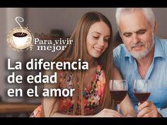 La diferencia de edad en el amor