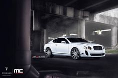 """Bentley continental supersports 
