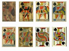 1: Playing Cards and their History: An Introduction and some links to other sites - The World of Playing Cards