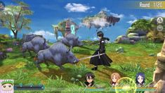 Download Sword Art Online Black Swordsman Ace Apk For Android - ApkDoner