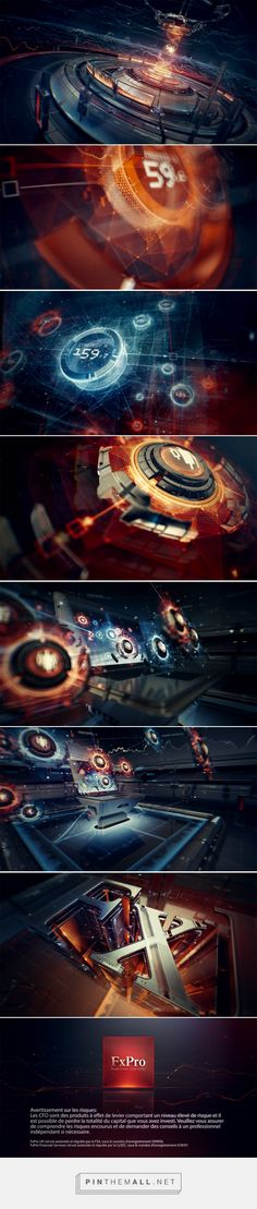 FxPro TV Spot 2 on Behance... - a grouped images picture - Pin Them All