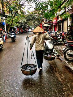 Vietnam #travel #hanoi
