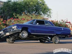 1962 Chevrolet Impala Hydraulics