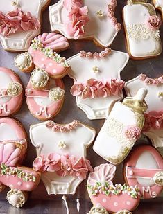 top-17-vintage-baby-shower-cookies-designs-cheap-unique-party-day-snack-food (13)