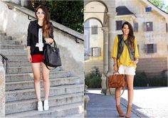 #style #outfit #fashion #nice #cool #girl #look #details #bag #shoes #sunnies #streetstyle www.ireneccloset.com