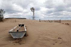 Desertificación en la región de Carmen de Patagones, Provincia de Buenos Aires, Argentina